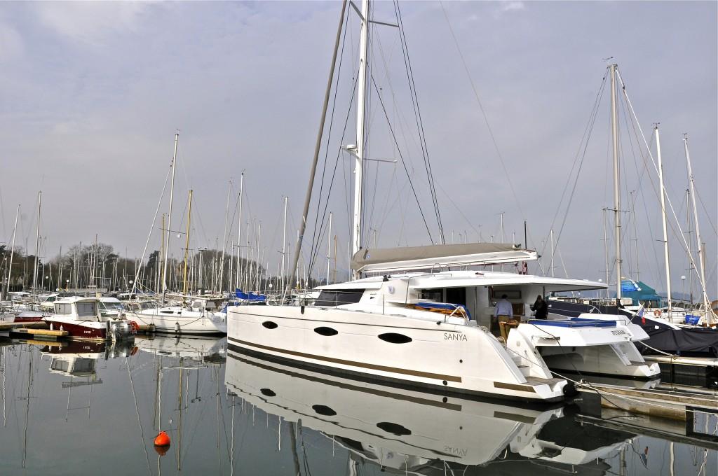 catamaran géant