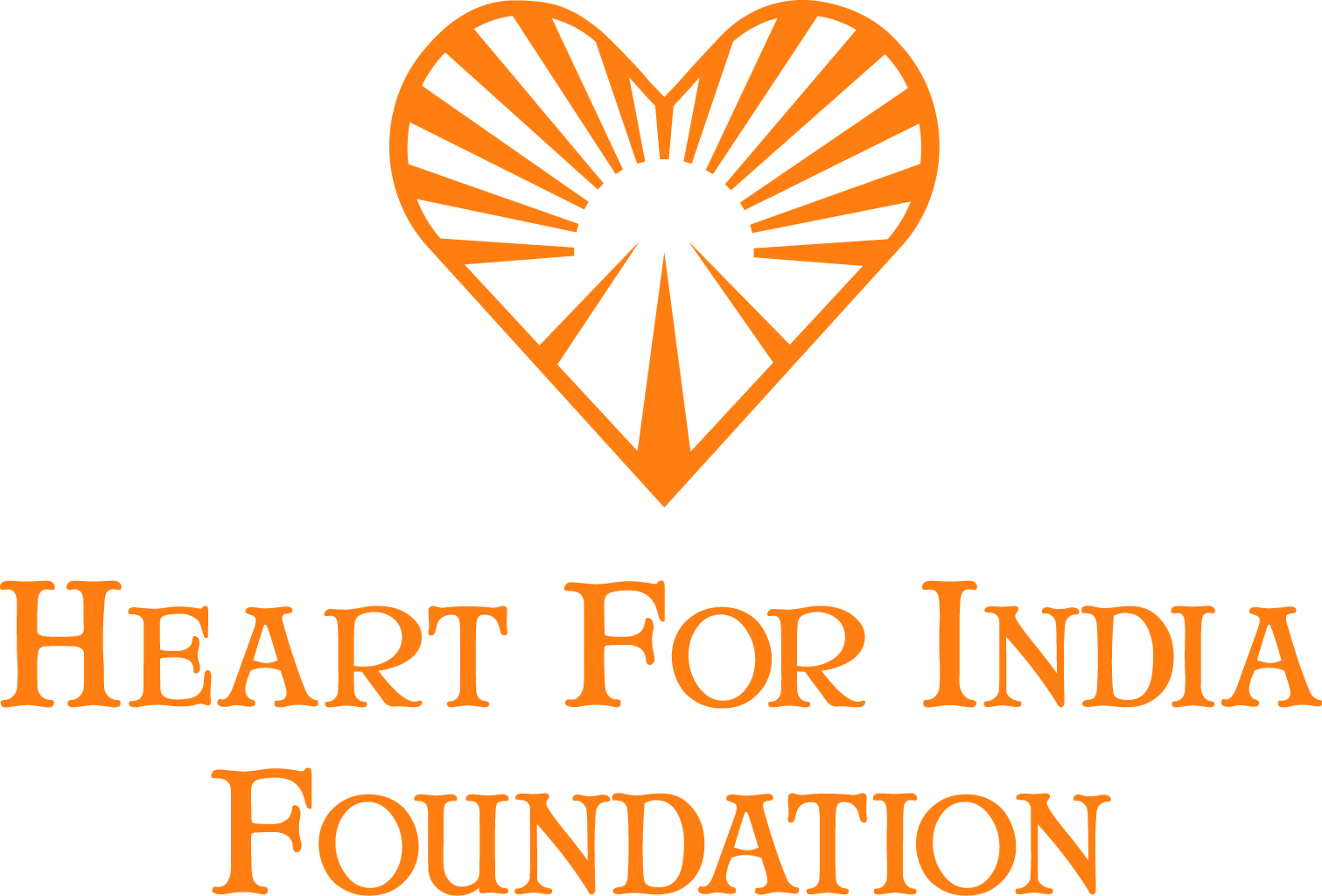 Nous soutenons la Fondation Heart For India